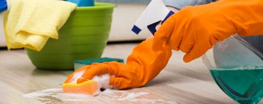 prima pulizia pavimenti in gres